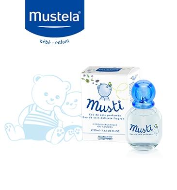 Mustela Musti Eau de soin parfumée