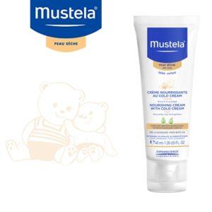 Mustela Crème nourrissante au Cold Cream
