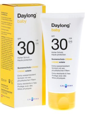 DAYLONG BABY CRÈME SOLAIRE