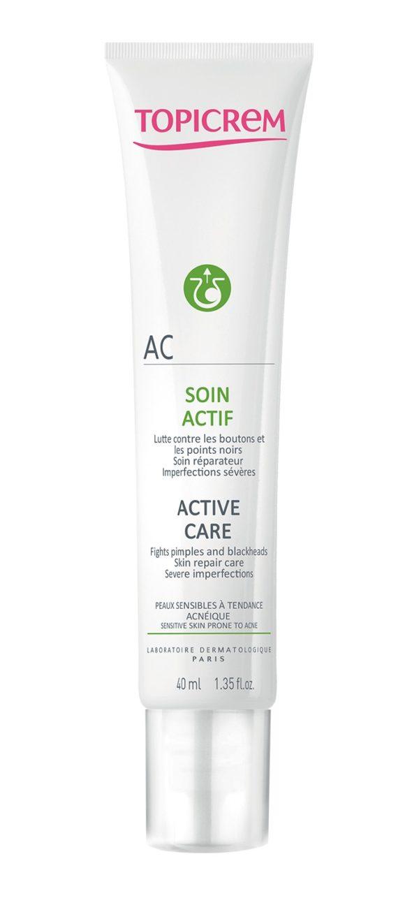 AC Soin Actif de TOPICREM - 40ml