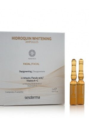 Sesderma Hidroquin Blanchiment Ampoules