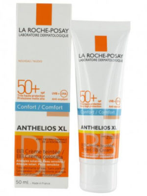 LA ROCHE-POSAY ANTHELIOS XL SPF 50+ BB CRÈME TEINTÉE CONFORT 50ML