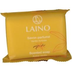 LAINO Savon parfumé Vanille Ambrée 75g