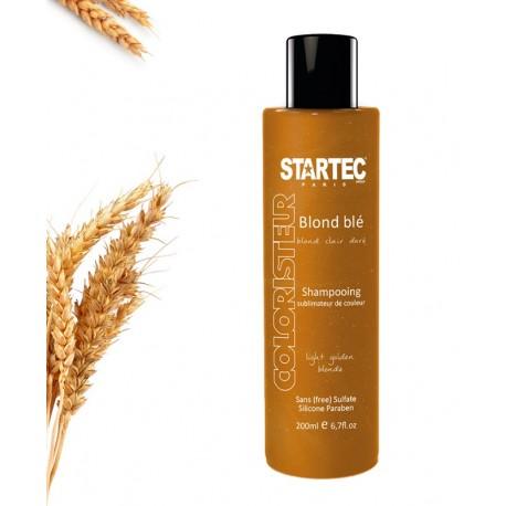 Startec Shampoing blond blé