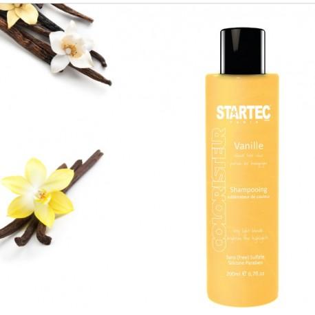 Startec Shampoing vanille