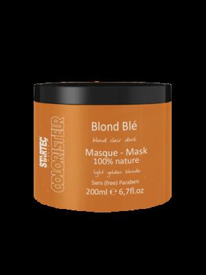 Startec Masque blond doré