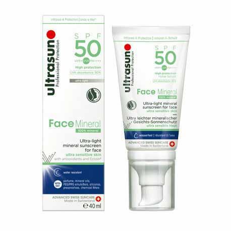 Ultrasun Face Mineral Sunscreen