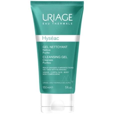 uriage-hyseac-gel-nettoyant-peaux-mixtes-a-grasses-150ml a 22.300