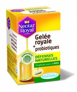 gelée royale + probiotique