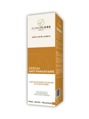 ALMAFLORE PELLICAP Sérum ANTI-PARASITAIRE 30ML