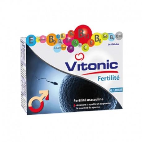 VITONIC Fertilité, 120 gélules