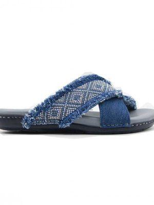 sti-fashion-sabot-orthopédique-bleu-roi-djean