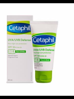 CETAPHIL ECRAN SOLAIRE SPF50+ Cetaphil écran solaire minéral très bonne protection, vous permet de lutter contre les UV. En effet, avec ces 7 filtres chimiques il est capable de protéger votre peau contre le soleil.