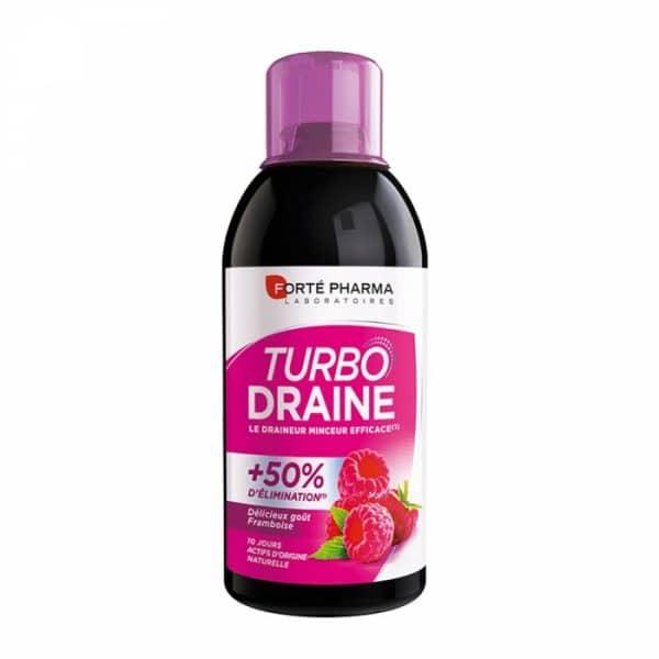 Turbodraine Drainer et purifier votre organisme . Un produit qui allie efficacité et plaisir !