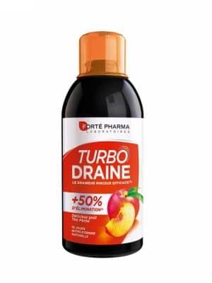 Turbodraine Drainer et purifier votre organisme. Un produit qui allie efficacité et plaisir !
