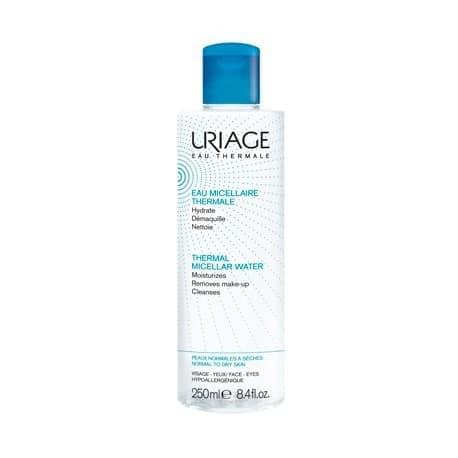 Cette eau micellaire aux tensioactifs non ioniques doux élimine en douceur maquillage et impuretés.
