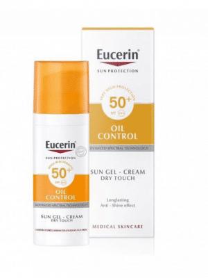 Eucerin ecran solaire SPF 50 pigment control
