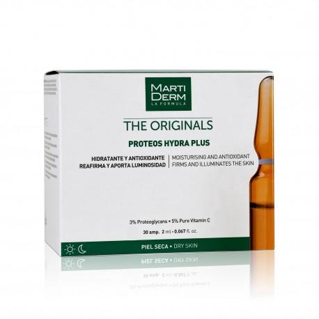 MARTIDERM The originals Proteos hydra plus 10 ampoules - DRY SKIN