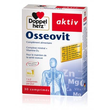 OSSEOVIT complément alimentaire BT/30