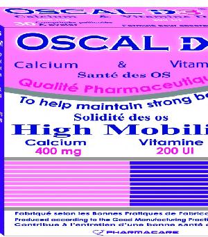 oscal d3