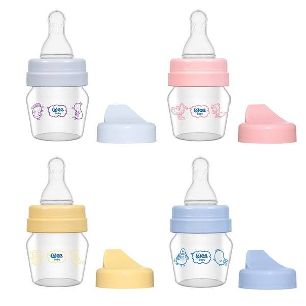 Wee Baby Mini biberon EN VERRE 30 ml