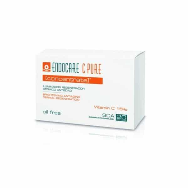 Heliocare Endocare C concentré pur, 7 x 1 ml