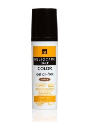Heliocare gel oil free bronze