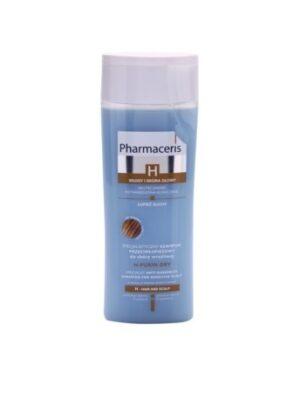 Shampoing antipelliculaire nettoie efficacement le cuir chevelu, sec et sensible a 25 dt seulement