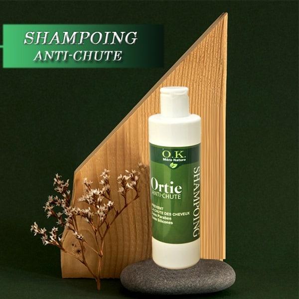 shampoing anti chute