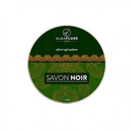 almaflore-savon-noir-olive-bio-et-huile-essentielle-d-eucalyptus-150gr