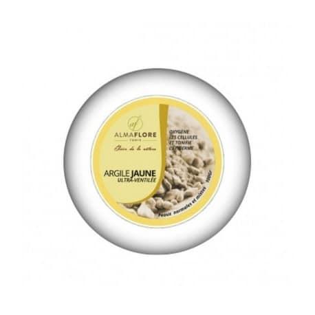 almaflore argile jaune