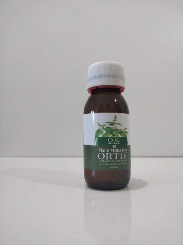 huile d'ortie