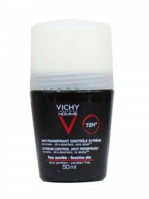 VICHY HOMME DÉODORANT ANTI-TRANSPIRANT 72H BILLE CONTROLE EXTREME 50 ML