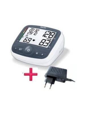 beurer-bm40-tensiometre-a-brassard-chargeur
