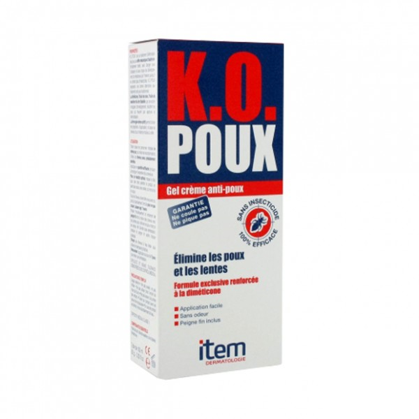 ko poux item